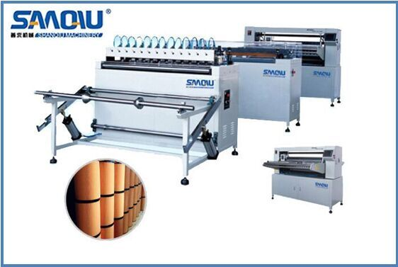 industrial air filter pleating machine