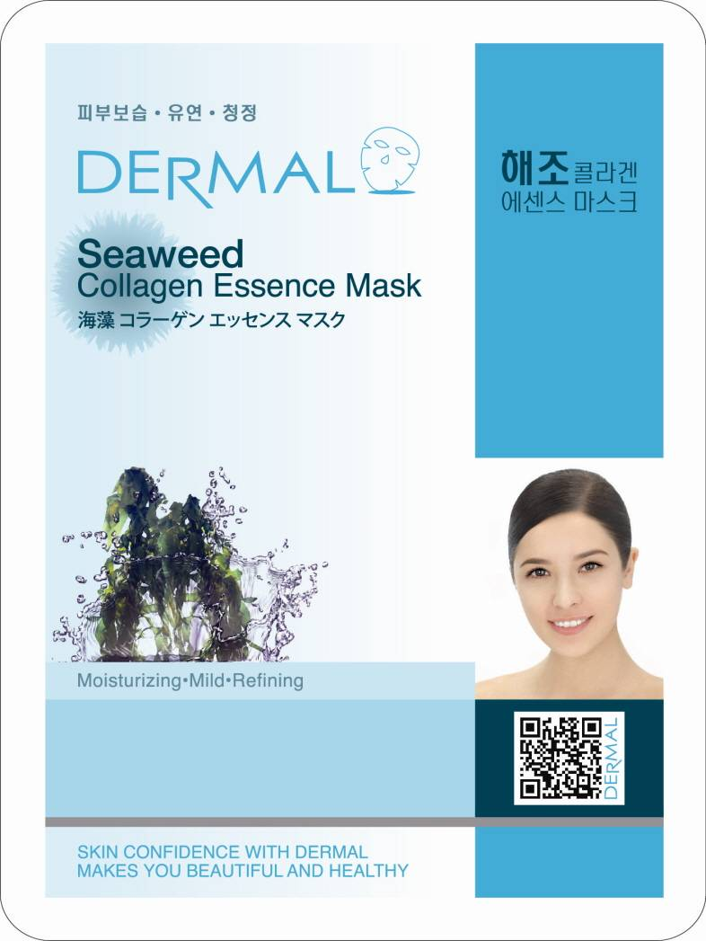 Dermal Seaweed Collagen Essence Mask
