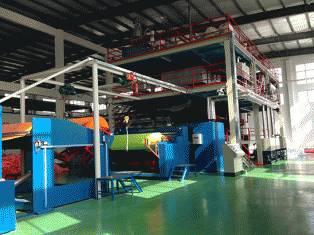 (S)2.4m Spunbond nonwoven machinery