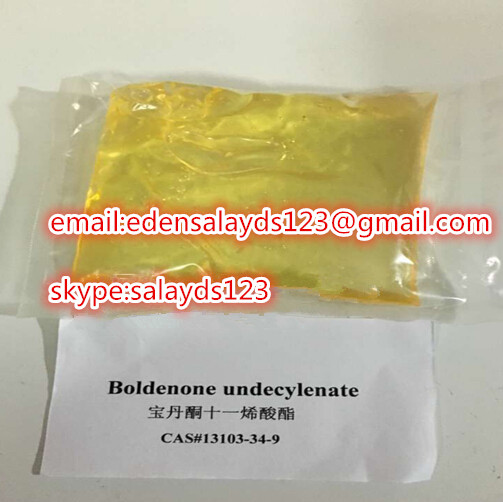 Boldenone Undeclynate equipoise EQ CAS:13103-34-9 Raw Steroid Powder Liquid