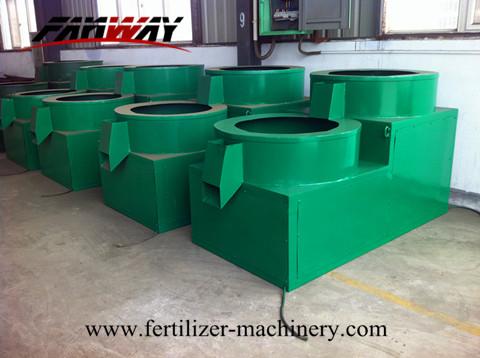 Organic Fertilizer Granule Polishing Machine