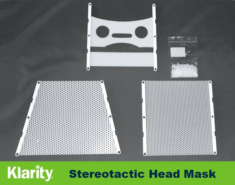 Stereotactic Head Mask for Brainlab System