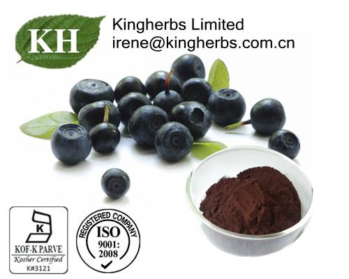 Acai Berry Extract; Anthocyanidins 15%, 25%, 40%; Proanthocyanidins 40%, 60%;