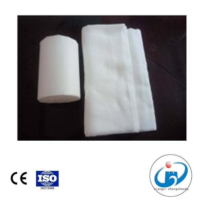 Cotton Gauze Roll CE Approved