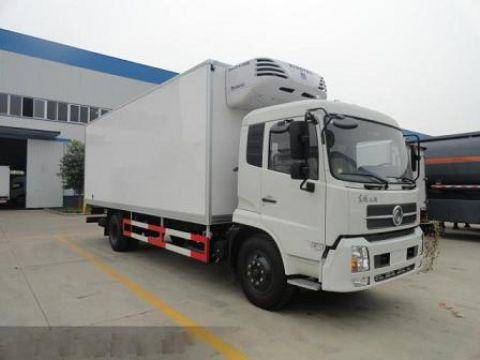 CLW5161XLCD4 Refrigerated truck