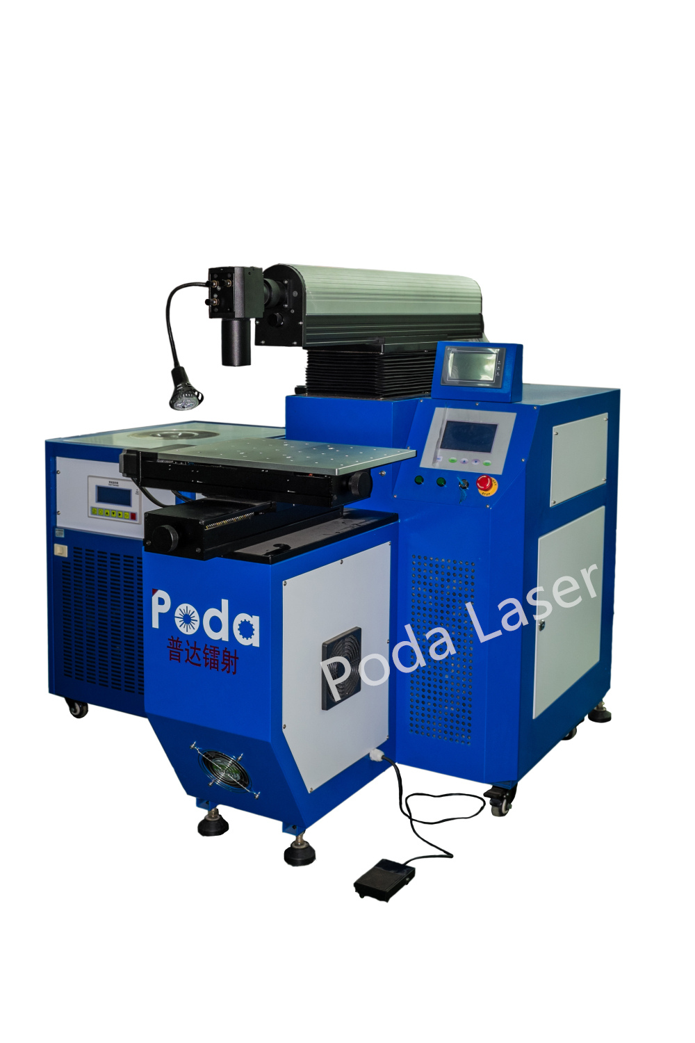 Automatic Laser Welding Machine PD-R200/R400