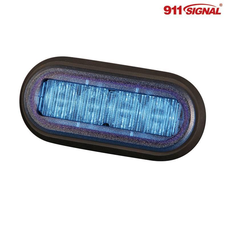 LED FLUSH Mount Strobe Side Marker Lighthead - A4(020401)