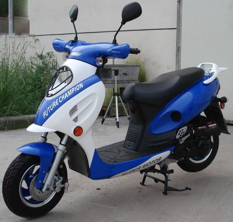 125cc or 150cc Scooter:  G804