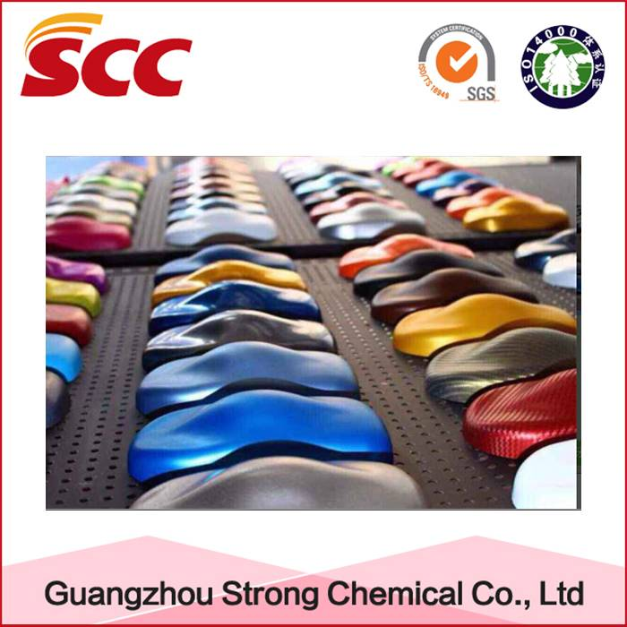 Guangdong Supplied Cheapest 1k Blue Color Car Paint