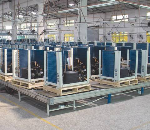 Air Conditioner Production Line
