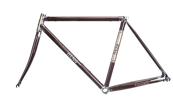 Renold 853 steel bike frame with lug