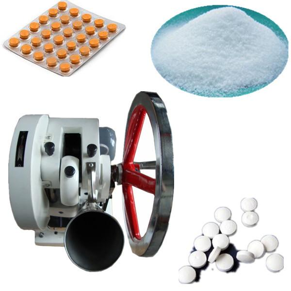 Medicine Powder Single Punch Pill Press Machine Pharmaceutical Manufacturing Equipment