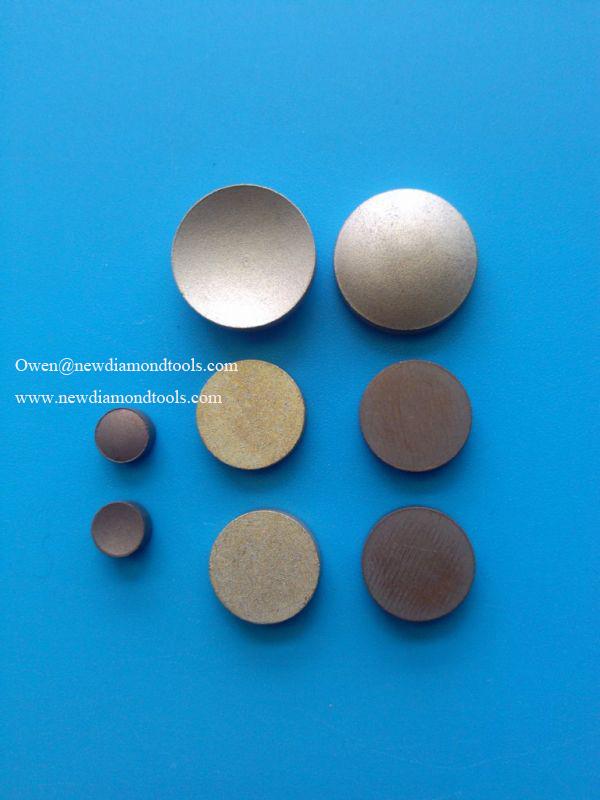 Diamond Super Finishing Pellets for optical glass