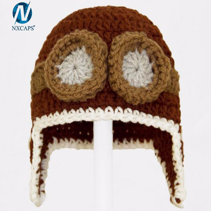 Special crochet hat customized size beanies hat for baby and adult