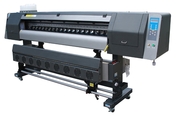Eco-Solvent Printer (KJ-3000)
