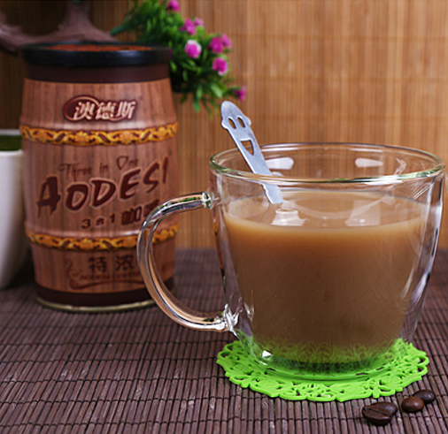 Clear Double Wall Glass Double Glass Coffee Tea Cups Glassware Milk Beer Soup Mugs And Insulate