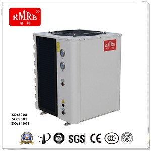 17.8-30.5kw air heater units top performance heat pump air source heat pump equipment