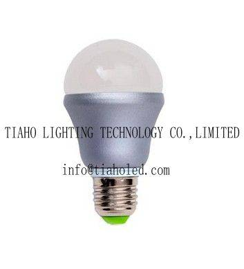 led bulb 6w mcob dimmable e27 b22 e14 led ball bulb