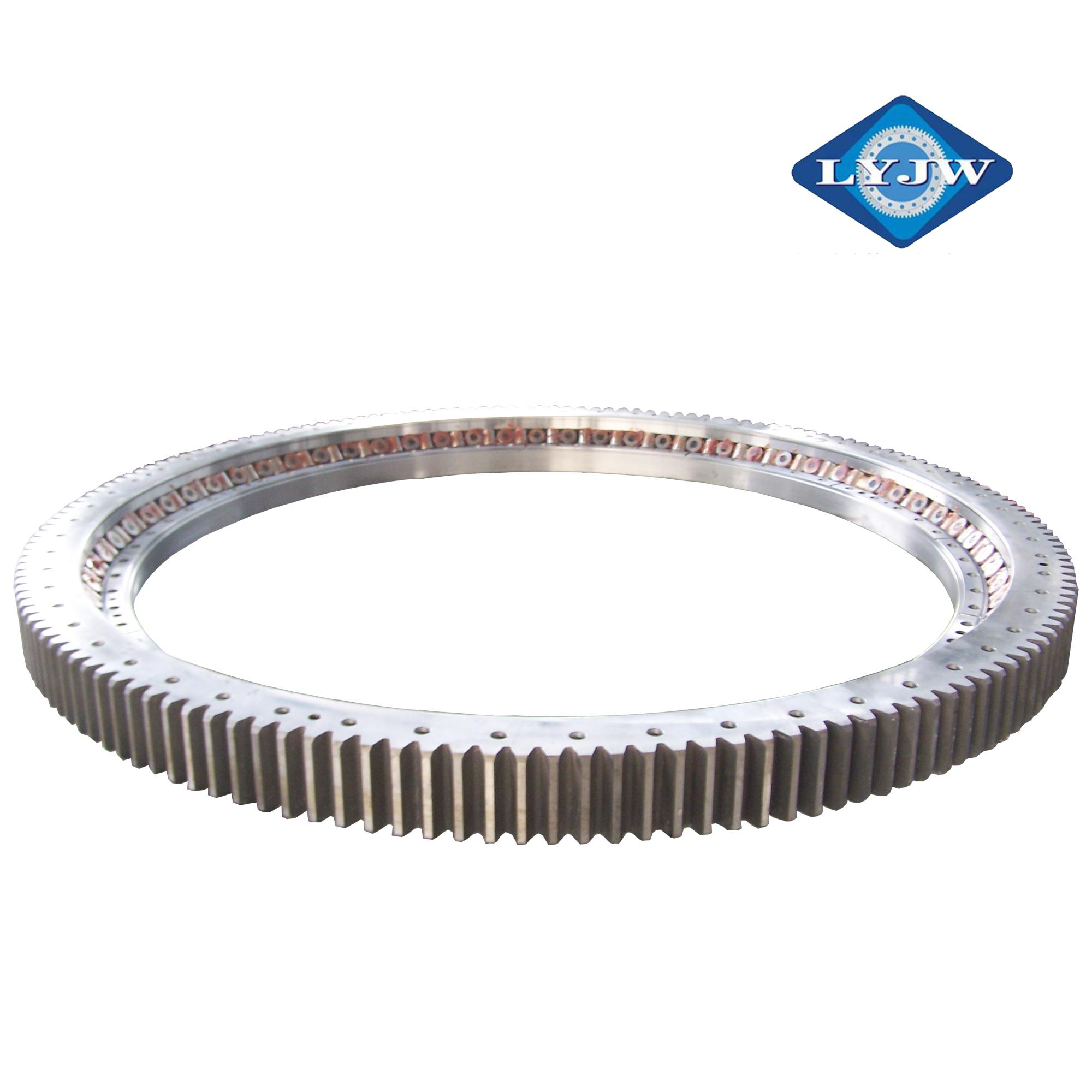 PC60-6(80T) Slewing Bearing for Excavator