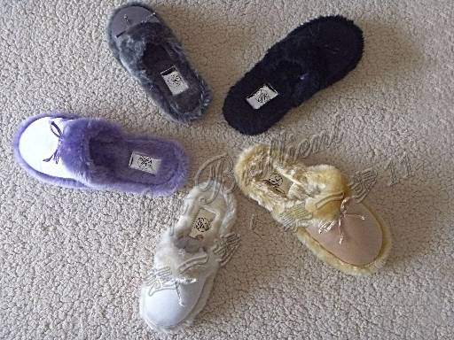 Unisex indoor warm winter slipper 47