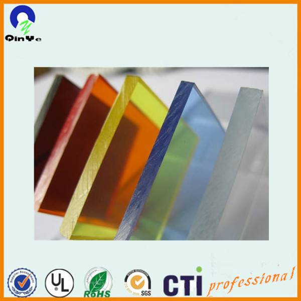 Cast acrylic sheet pmma plexiglass sheet factory price
