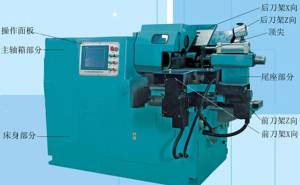 The automated machine for rotogravure cylinder making
