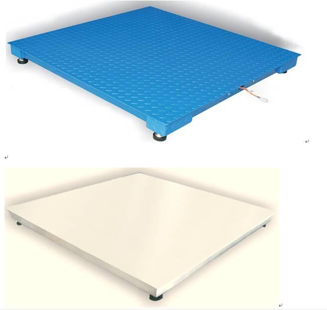V8-I  Frameless floor scale