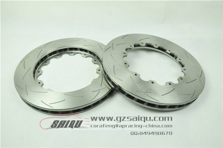 DICKASS Auto Brake Disc 362*32mm T3 Curved Grooves Surface