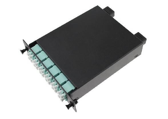 MPO / MTP Cassette Module Patch Panel