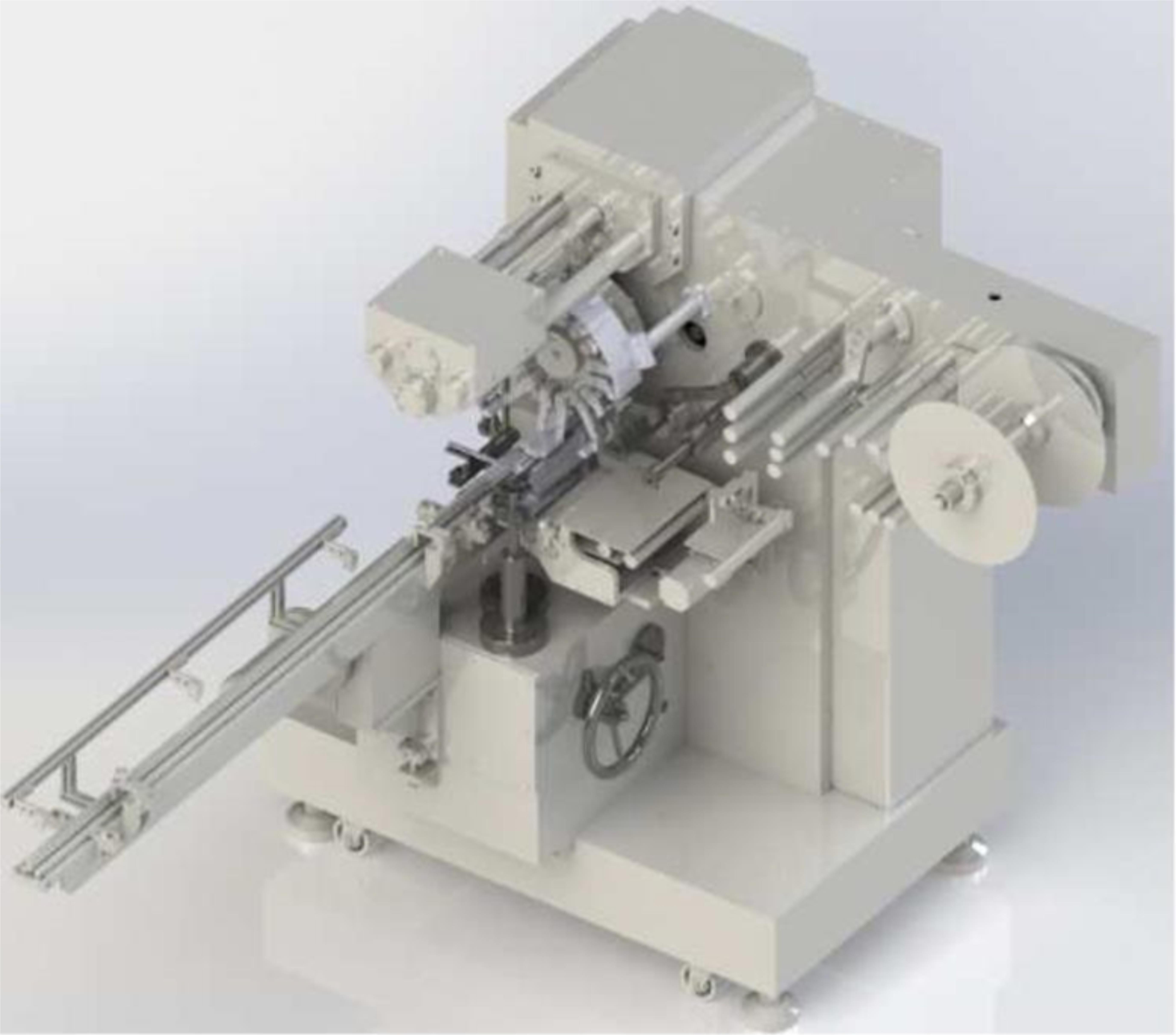 Automatic Single/double Twist Wrapping Machine