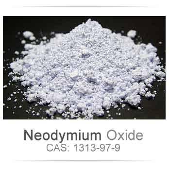 neodymium oxide (purity 99%) exporter