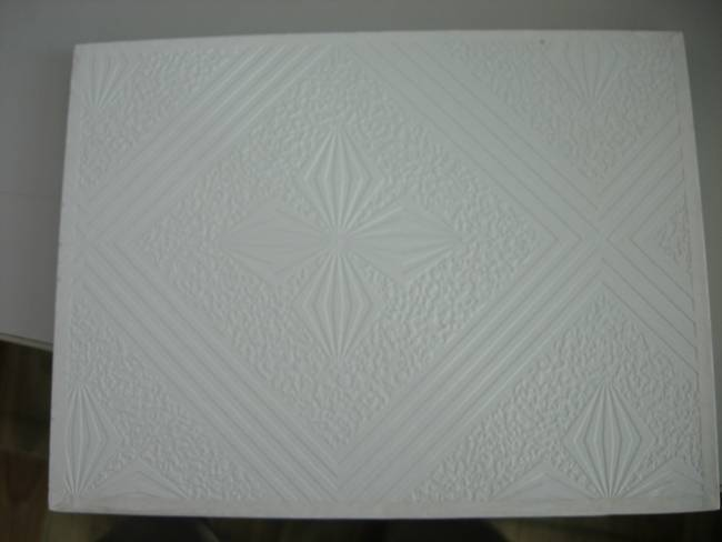PVC gypsum ceiling / PVC gypsum board