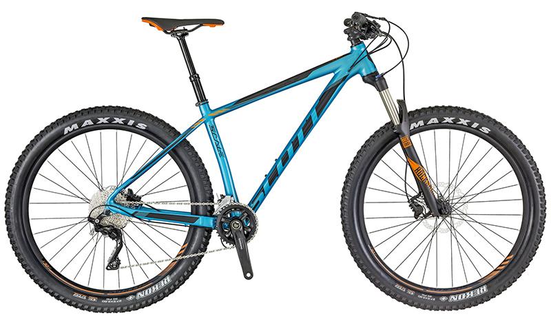2018 Scott Scale 720 Mountain Bike