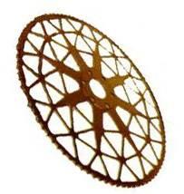 rapier drive wheel