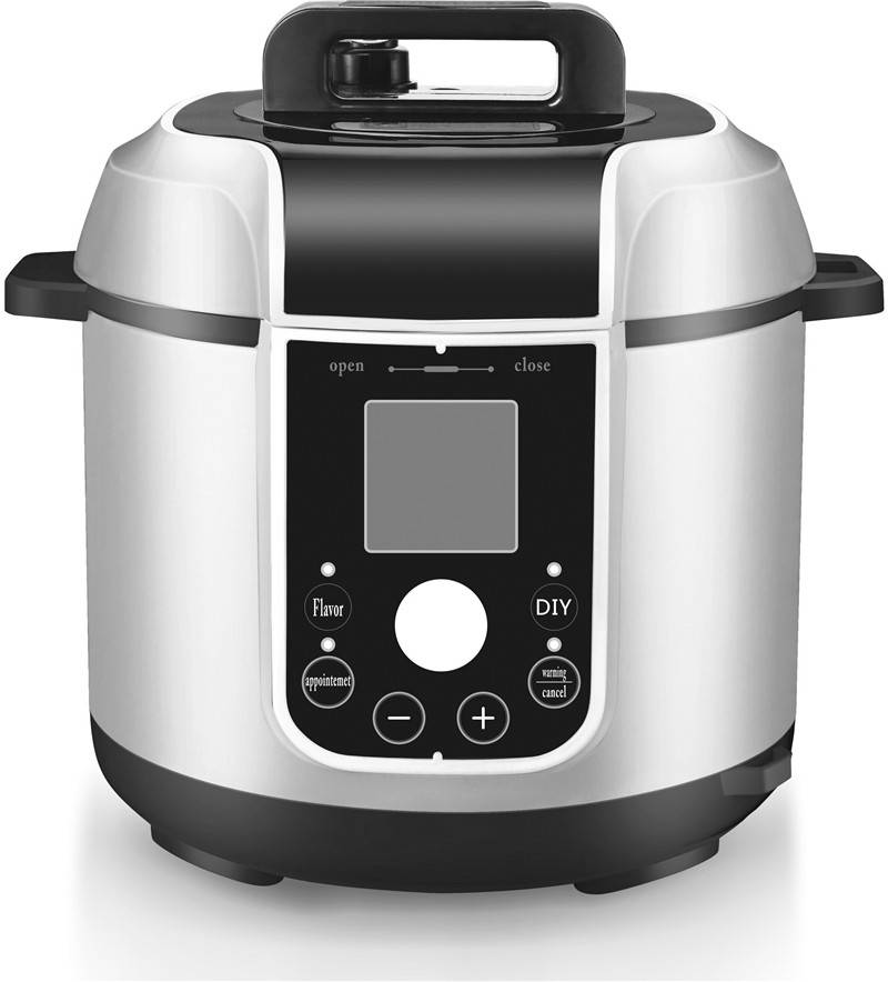 5L Electric Pressure Cooker with Special Control Panel for 5-8people Use (ZH-A509W2)