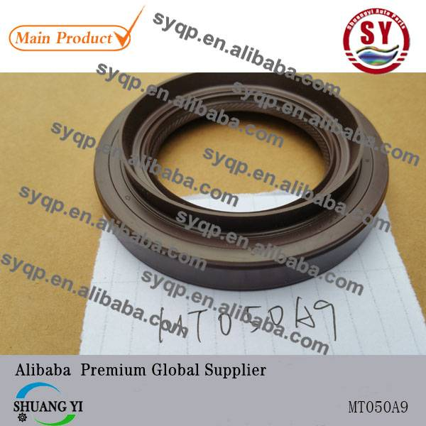 Oil Seal/ oil seal MT050A9 /  A601-27-238 with 50*80.5*11*17 / 49*80.5*11*17  Engine Crankshaft Seal