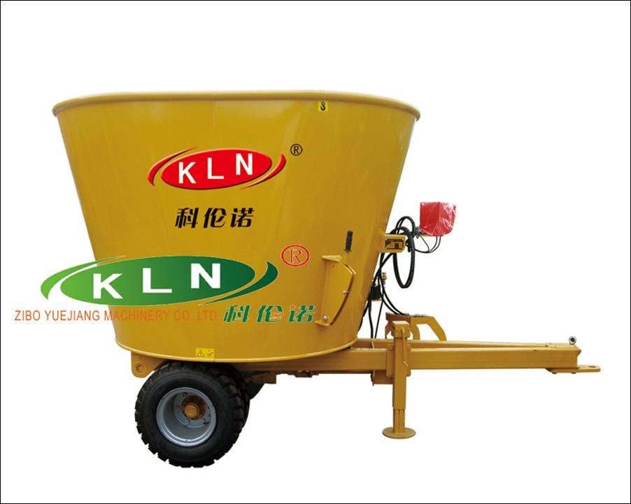 9JL-6 full-time animal feed mixing machine