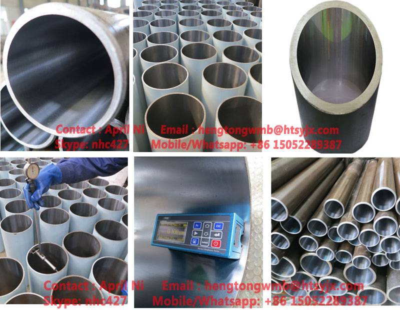seamless precision cold drawn tube for hydraulic or pneumatic cylinder
