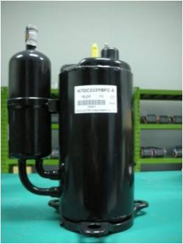 Air condition compressor