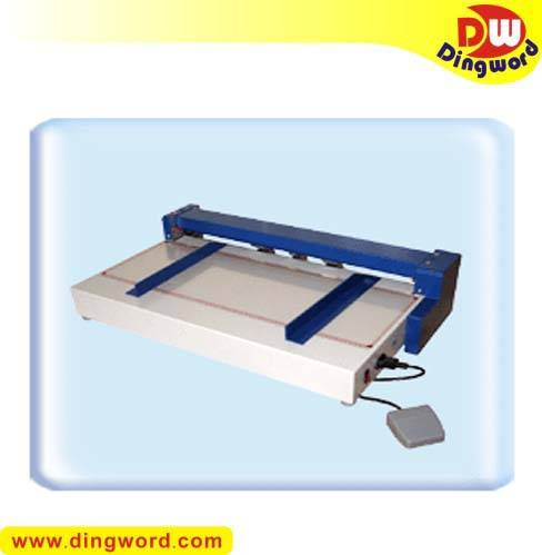 DW-650E Multi-functional Paper Creasing Machine 25''