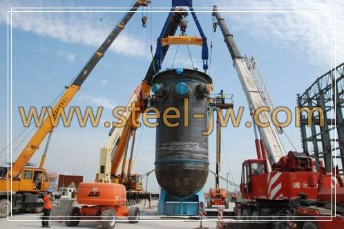 ASTM A387 Grade 11 steel plates for pressure vessels