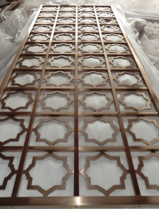 Decorative Panels & Screens | ARCHITECTURAL GRILLE