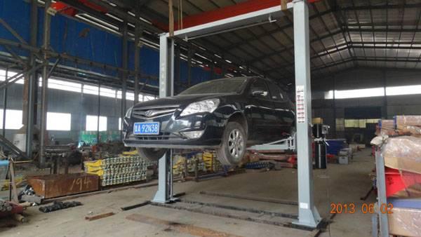 cheap car lifting machine