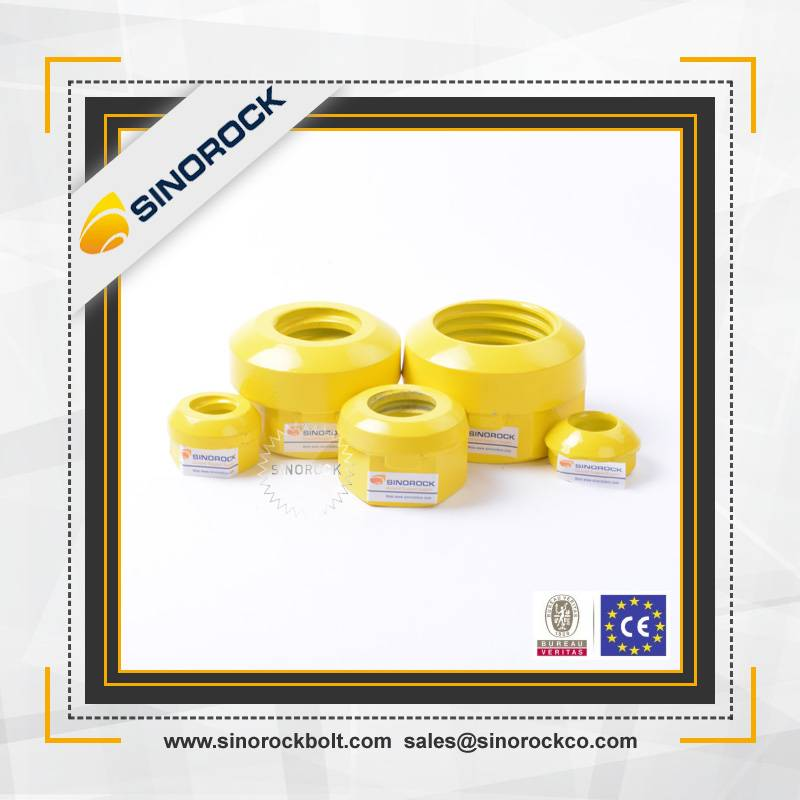 Sinorock self drilling anchor nut