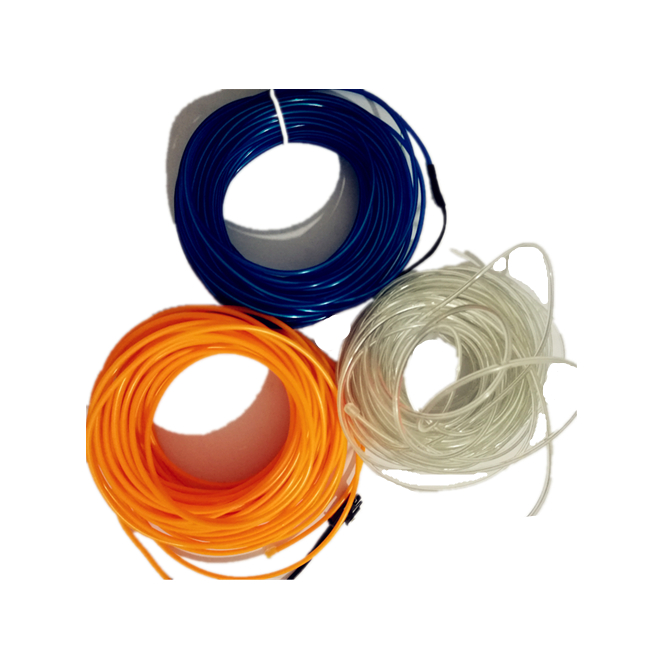 KTV decorate Light line Stage show cold light Length 4M customizable el wire
