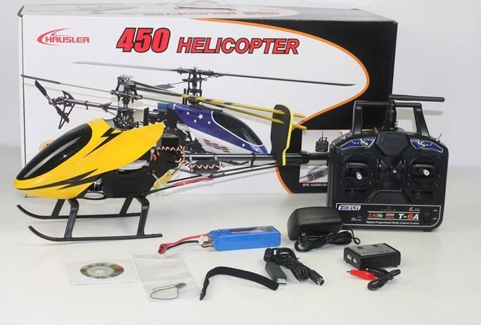 450PRO Electric Helicopter RTF