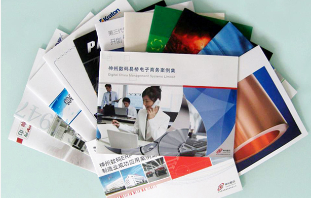 Factory direct OEM/ODM cheap catalogue/brochure/booklet printing