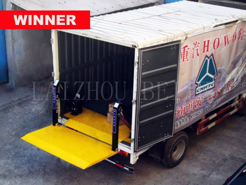 Internal tail lift LDV-50