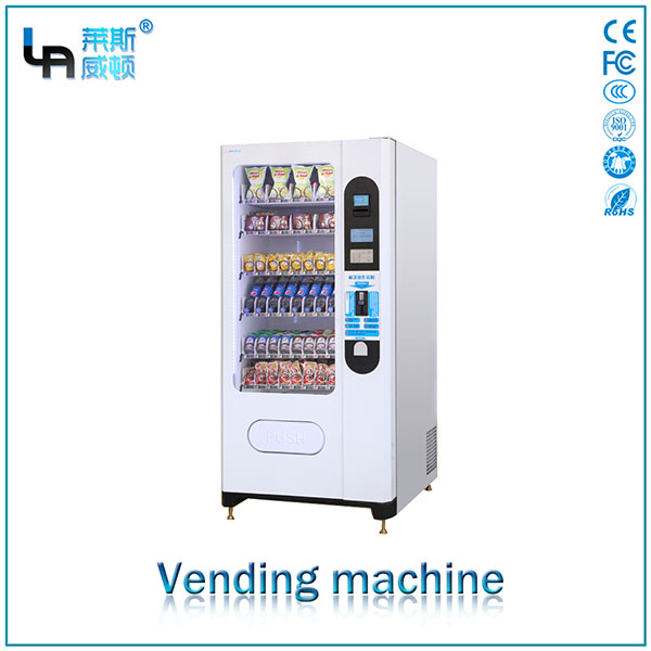 LASVD OEM Customized drinks and snacks Automatic vending machines
