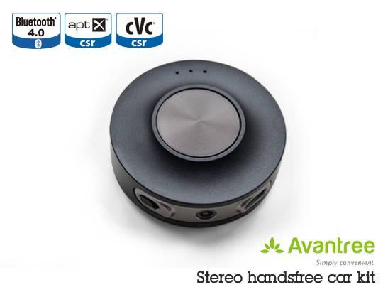 Avantree Cara apt-X Bluetooth handsfree Car Kit